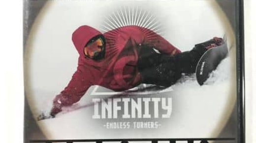 INFINITY EMETH ENDLESS  TURNERS  / 平間和徳、月岡雛乃、清水寛之 など出演 スノーボード カービンガターン DVD