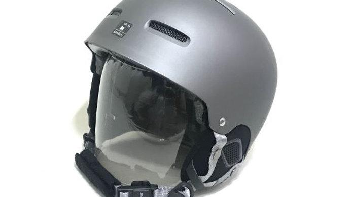 SWANS ヘルメット /  HSF-200  /  マットチタンシルバー    Mサイズ