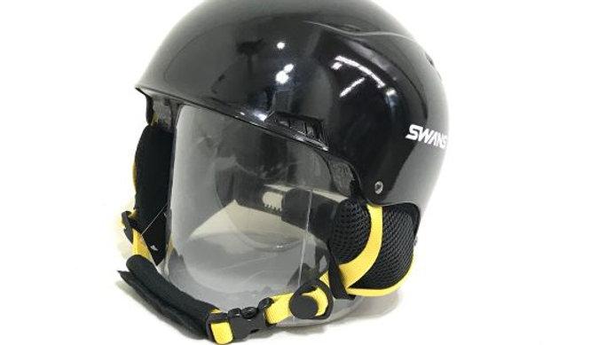 SWANS ヘルメット /  S-46R  /  ブラック  Sサイズ