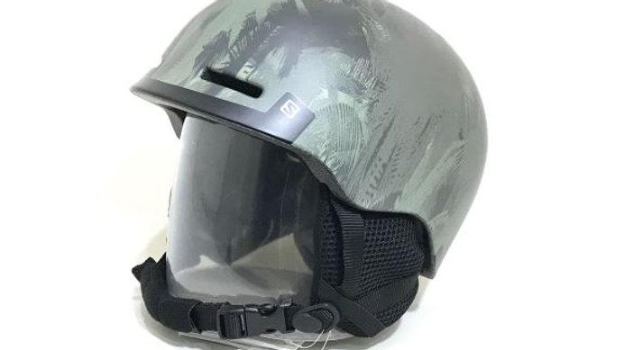 Salomon   子供用ヘルメット /  GROM     Camo  サイズ  KM