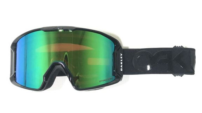 OAKLEY LINEMINER XM  : Factory Pilot  Blackout