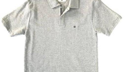 BILLABONG  Short Sleeve Polo Shirt カラー:GRH   L  size  /ビラボン 半袖ポロシャツ グレー