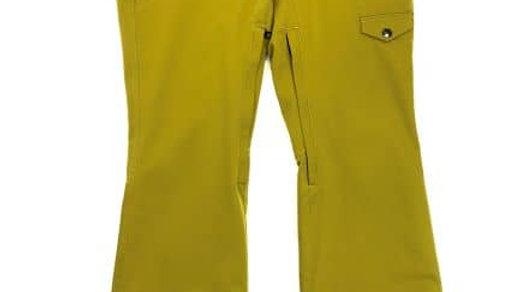 SP-design  SP-DESIGN  B-CUP PANTS  カラー:OLIVE   M  size  / ウィメンズ ストレッチ スノーボード ウェア