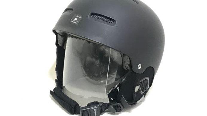 SWANS ヘルメット /  HSF-200  /  マットブラック   M・Lサイズ