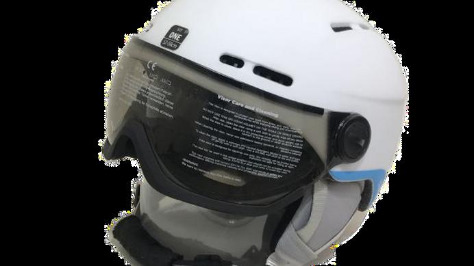 SWANS ヘルメット /  H-80  /  ホワイト・ワンサイズ