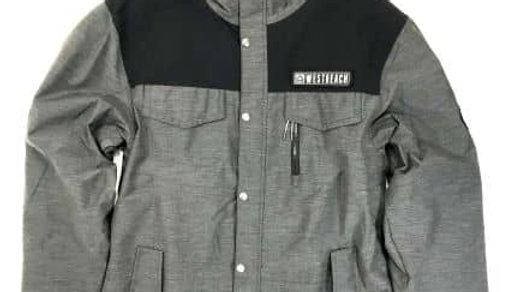 WESTBEACH  COOK Jacket   black   M size  / スノーボード・スキー ストレッチ ウェア