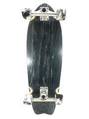 スケートボード白馬