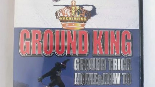 GROUNDKING~GROUND TRICK~ MOVIE&HOW TO