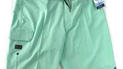 BILLABONG  サーフトランクス ボードショーツ  カラー:AQH  34インチ  size  /ビラボン メンズ 水着 トランクス 海水パンツ