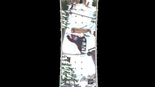FLOW キッズスノーボード 特価