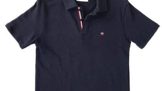 BILLABONG  Short Sleeve Polo Shirt カラー:NAVY   L  size  /ビラボン 半袖ポロシャツ ネイビー