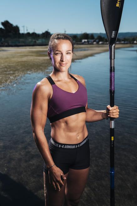Anja Osterman, Slovenian athlete