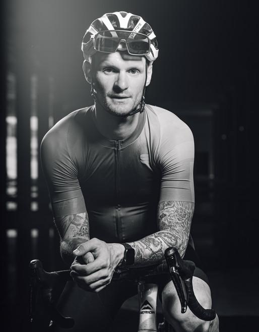 Grega Bole, professional cyclist