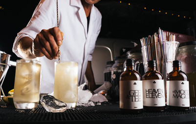 DOCTOR COCKTAILS AT KINOBLED