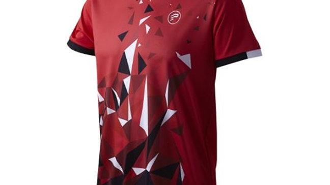 Shirt (RNZ012 Black Red)
