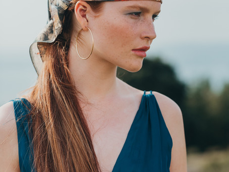 Our Dervla for Hot New Brand - Myrtle & Mary!