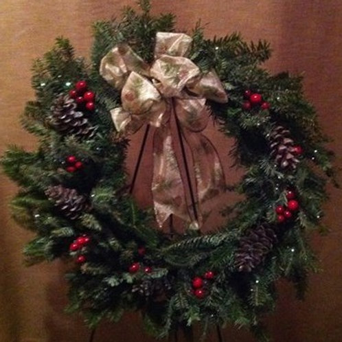 Wreaths starting at $14.99
