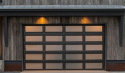 Modern Steel Full Windows