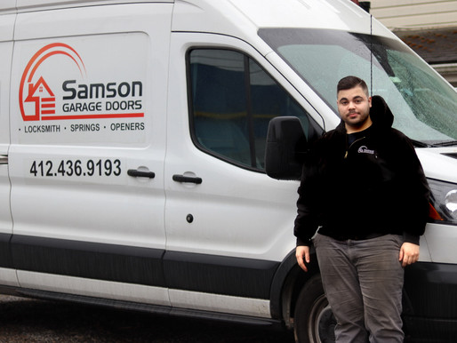 Samson Garage Doors - Transparency