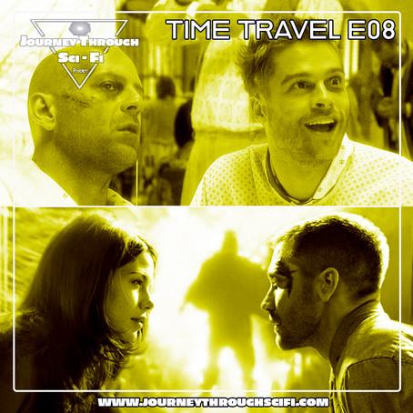 Time Travel E08: 12 Monkeys (1995) & Source Code (2011)