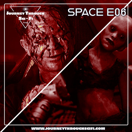 Space E06: Event Horizon (1997) & Pandorum (2009)