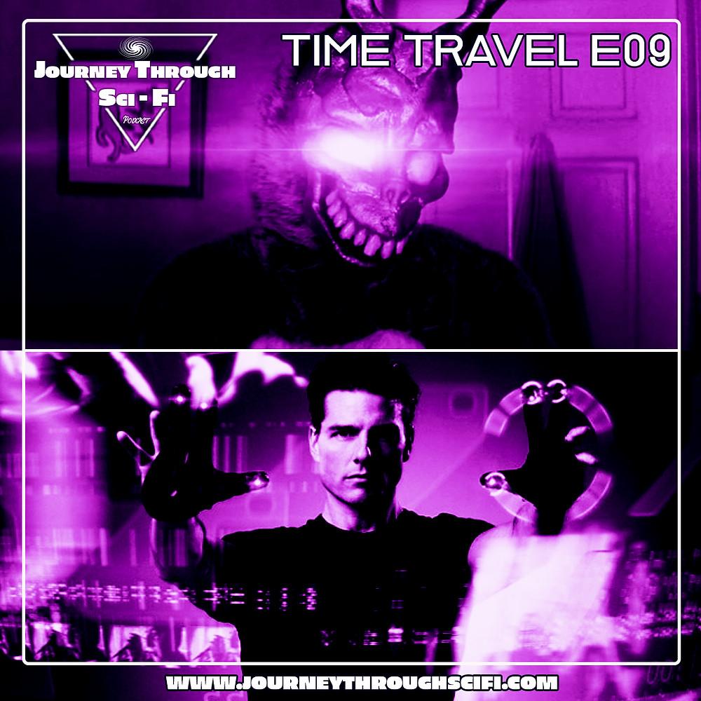 Time Travel E09 Donnie Darko 2001 Minority Report 2002