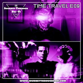 Time Travel E09: Donnie Darko (2001) & Minority Report (2002)