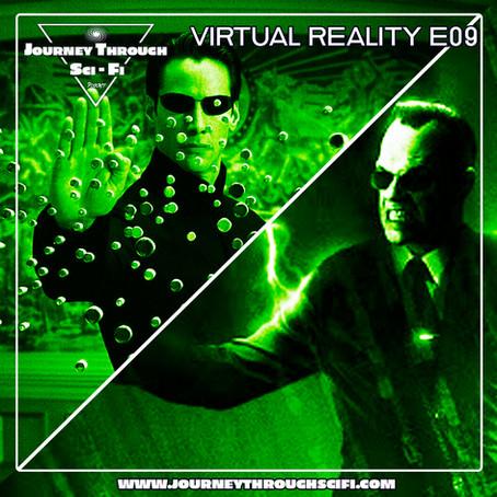 VR E09: The Matrix Reloaded (2003) & The Matrix Revolutions (2003)