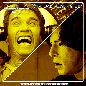 VR E04: Total Recall (1990) & Open Your Eyes (1997)