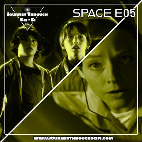 Space E05: Explorers (1985) & Contact (1997)