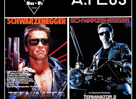 EP03 - Terminator (1984)  & T2: Judgement Day (1991)