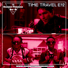 Time Travel E12: Frequency (2000) & See You Yesterday (2019)