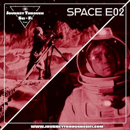 Space E02: Frau im Mond (1929) & Moon (2009)