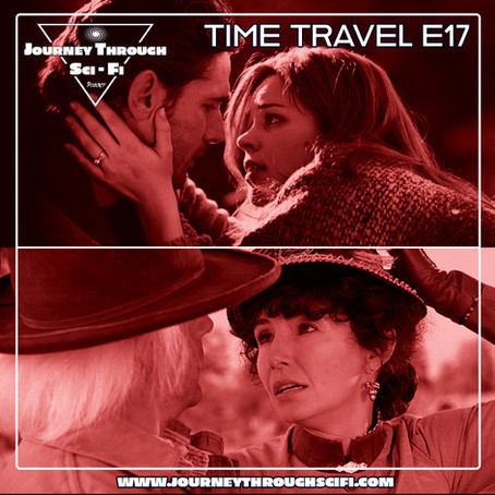 Time Travel E17: Back to the Future Part III (1990) & The Time Traveler's Wife (2009)