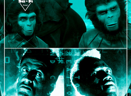 Time Travel E04: Planet Of The Apes (1968) & Demolition Man (1993)