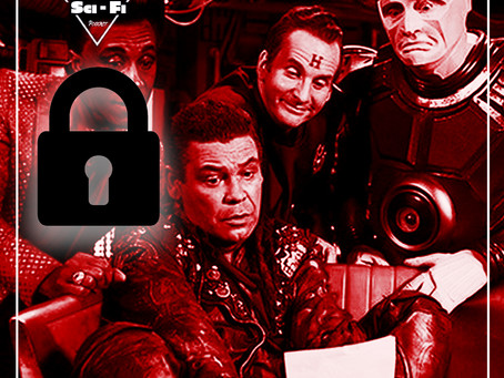 Red Dwarf VR Special - On Patreon