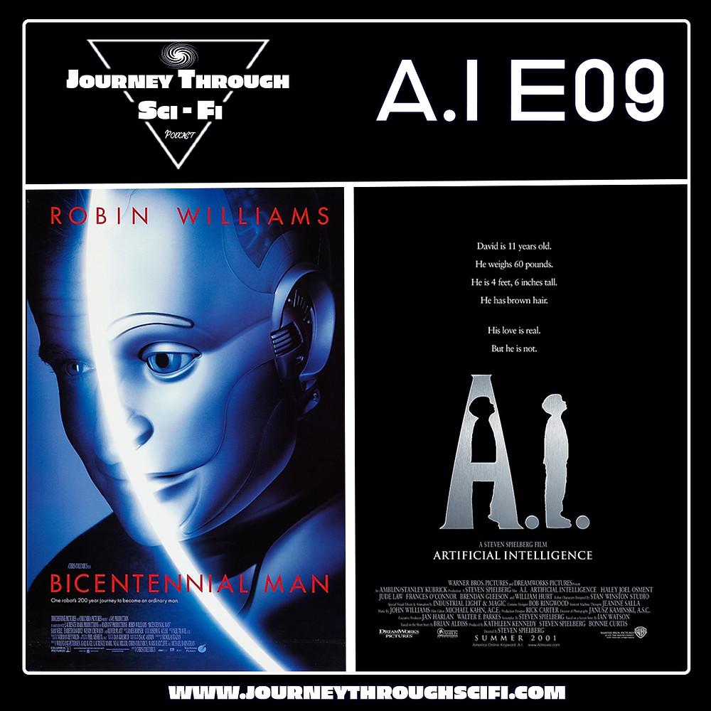 A I Ep09 Bicentennial Man 1999 A I Artificial Intelligence 2001