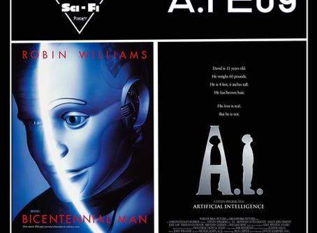 A.I. EP09: Bicentennial Man (1999) & A.I. Artificial Intelligence (2001)