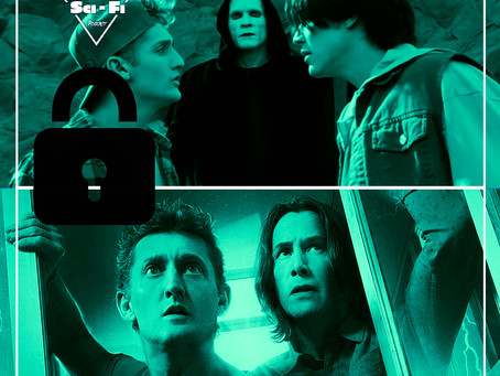 Bill & Ted's Bogus Journey (1991) & Bill & Ted Face The Music (2020)