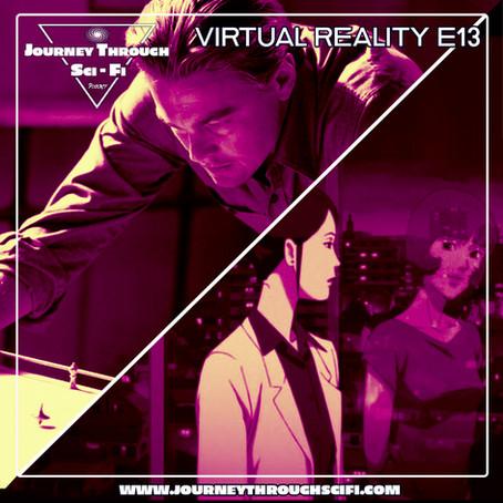 VR E13: Paprika (2006) & Inception (2010)