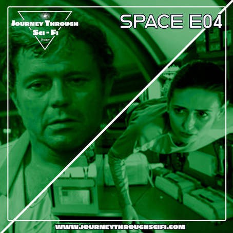 Space E04: Solaris (1972) & Europa Report (2013)