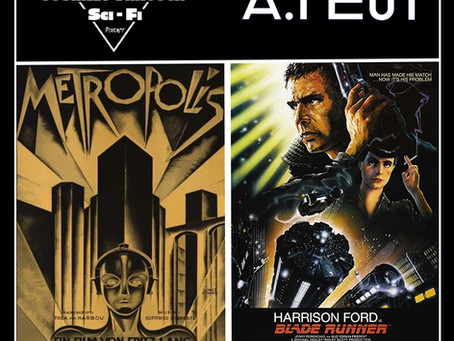 EP01- Metropolis (1927) & Blade Runner (1982)