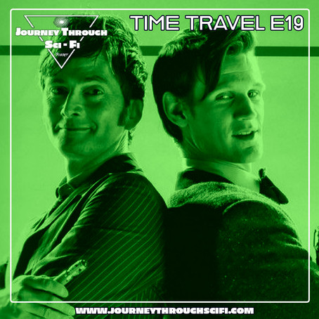 Time Travel E19: Doctor Who With Rhianna Dhillon