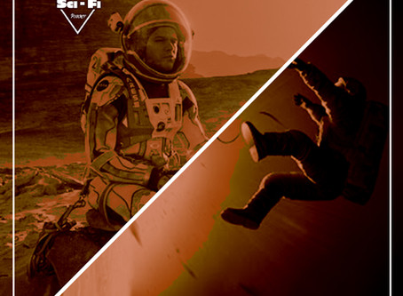 Space E10: Gravity (2013) & The Martian (2015)
