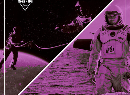Space E08: 2010: The Year We Make Contact (1984) & Interstellar (2014)