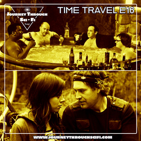 Time Travel E16: Hot Tub Time Machine (2010) & Safety Not Guaranteed (2012)