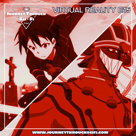 VR E15: Anime Special - Sword Art Online (2012) & Summer Wars (2009)