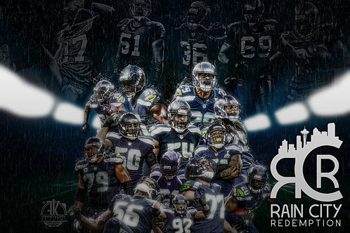 "Rain City Redemption ""Defense"""