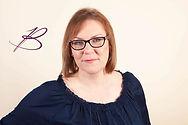 Julie Blanche with logo.jpg