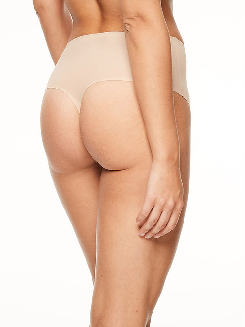 Soft Stretch High Waist Thong
